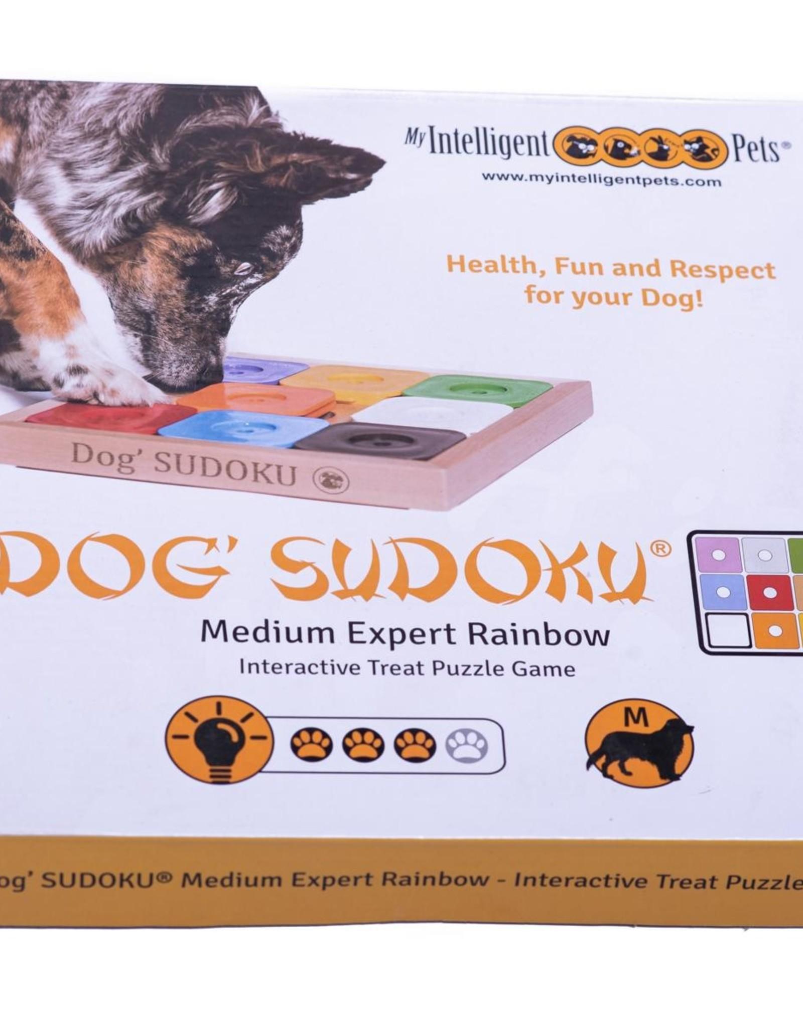 My Intelligent Pets Dog Sudoku Expert