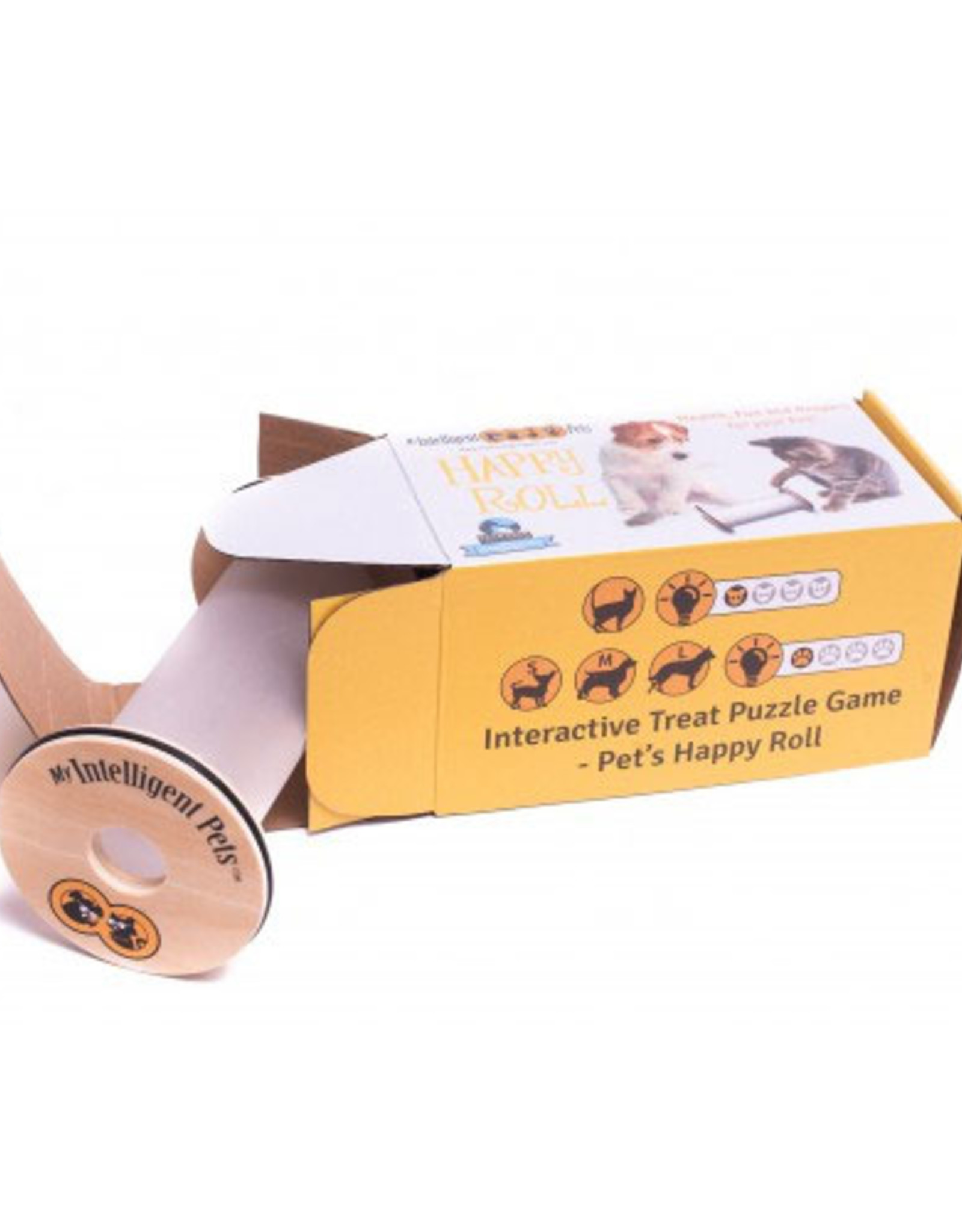 My Intelligent Pets Dog Happy Roller