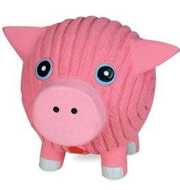 Huggle Hounds RuffTex Pig Large