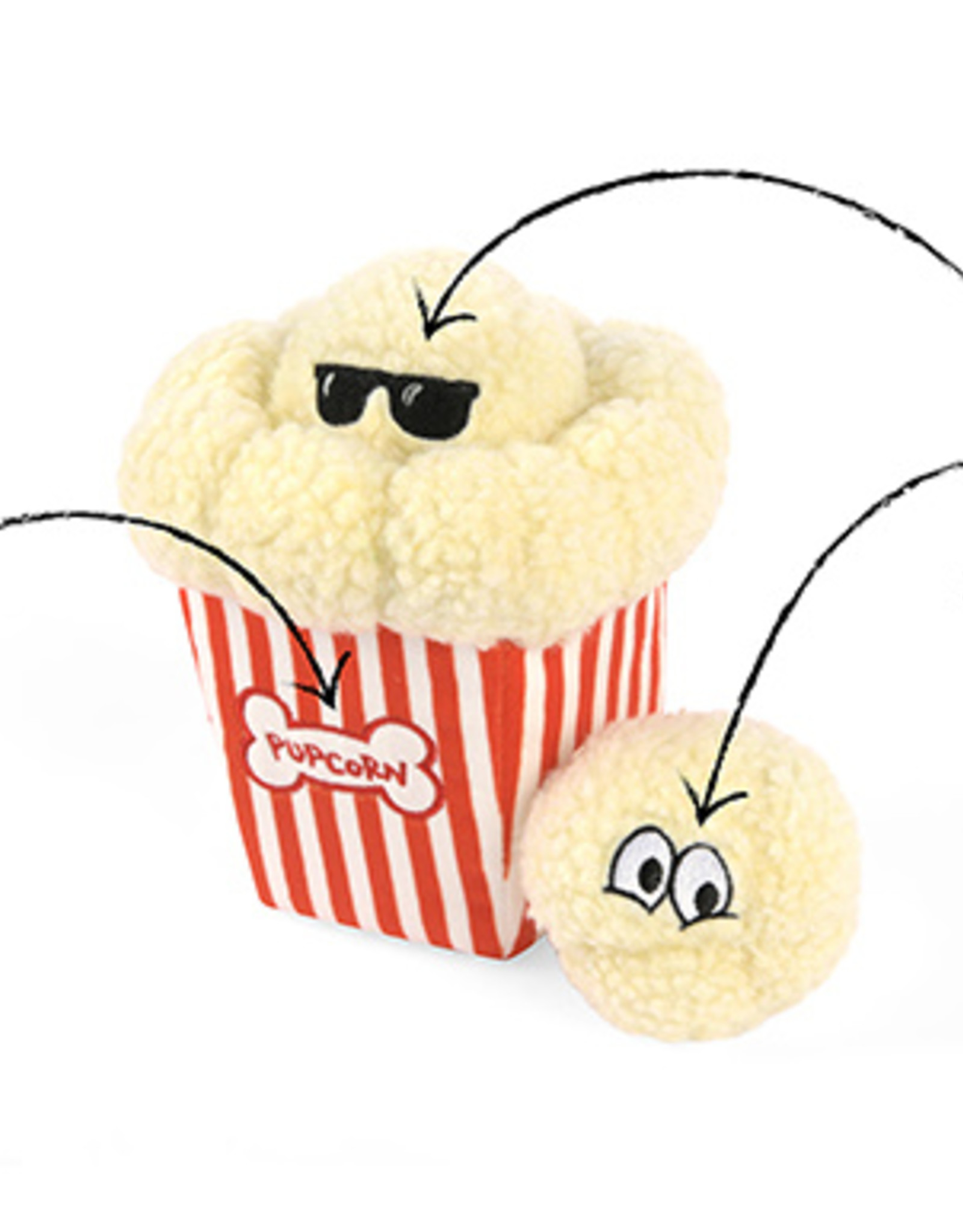 P.L.A.Y. Poppin' Pupcorn