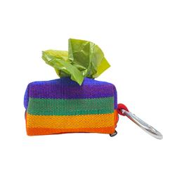 Sam & Nala Rainbow Waste Bag Holder