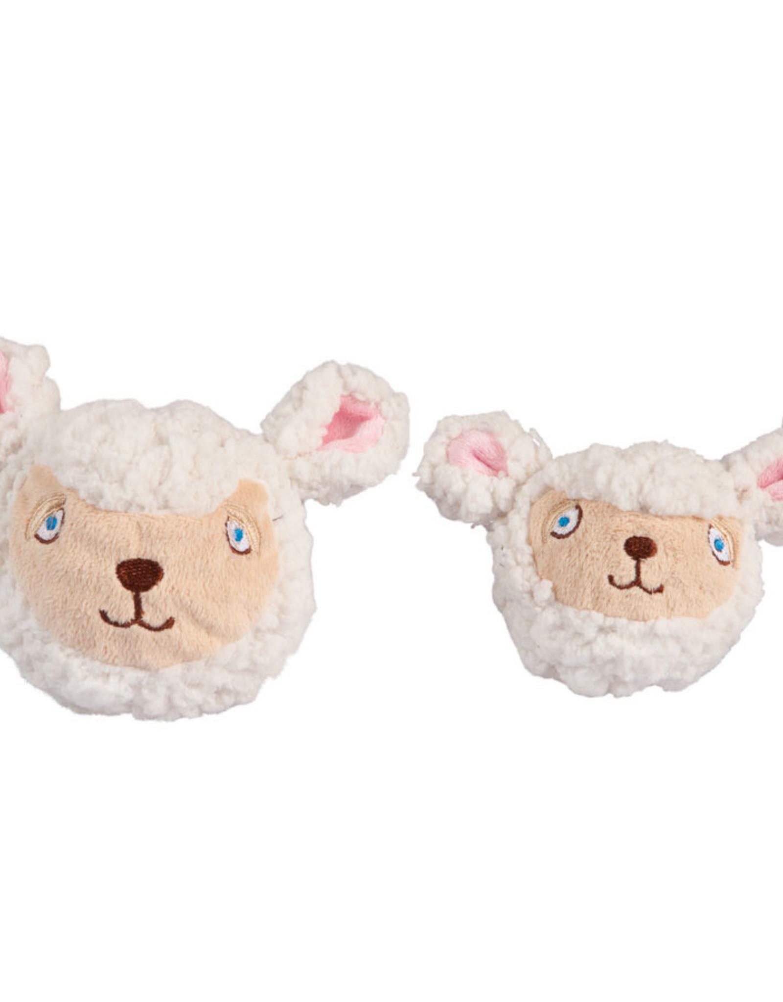 Fab Dog Faballs - Animal Sheep L