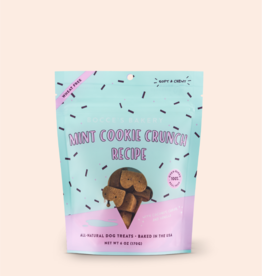 Bocce's Bakery Mint Cookie Crunch 6oz