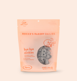 Bocce's Bakery Bye Bye Stinkies 6oz