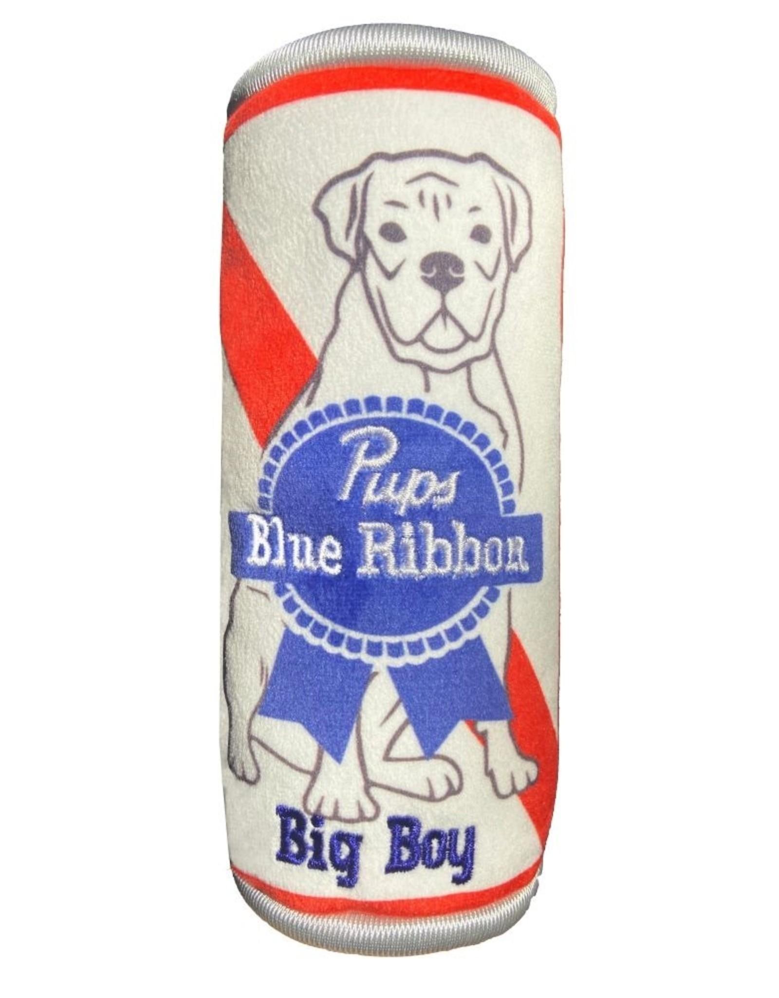 Huxley & Kent Pups Blue Ribbon Toy