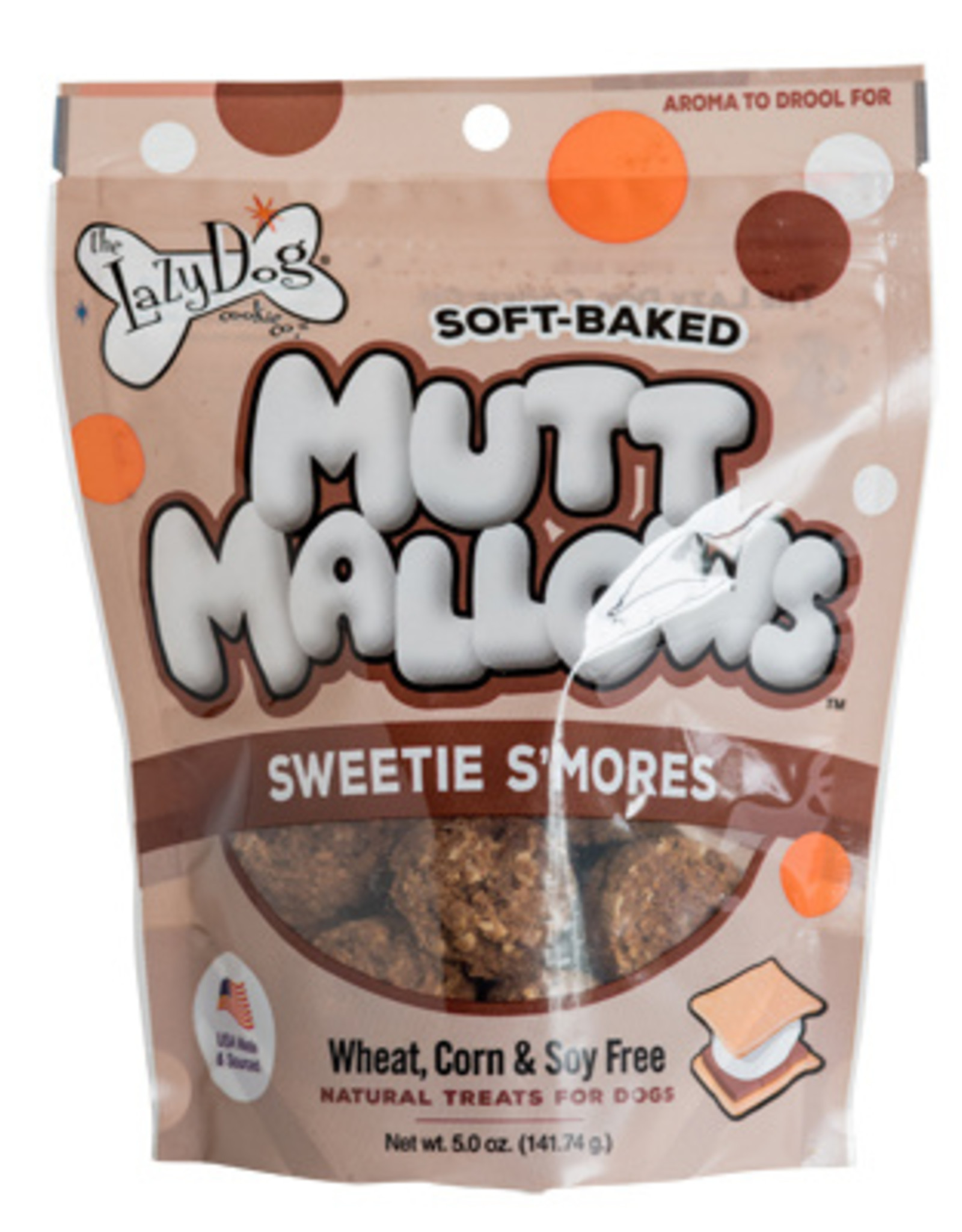 Lazy Dog Cookie Company Mutt Mallows - Sweetie S'mores
