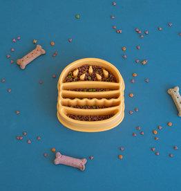 Zippy Paws Hamburger Happy Bowl
