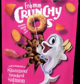 Fromm Crunchy O's Slammon' Salmon 6oz