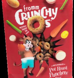 Fromm Crunchy O's Pot Roast Punchers 6oz