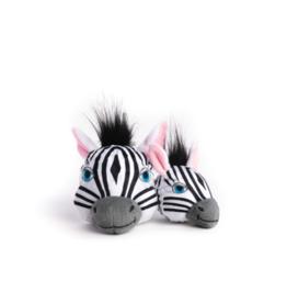 Fab Dog Zebra faball