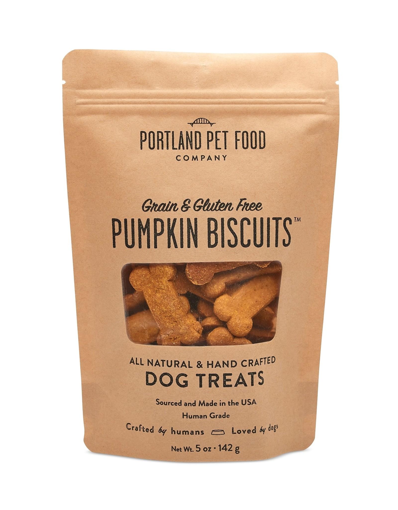 Portland Pet Food Company Pumpkin Dog Biscuits