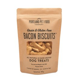 Portland Pet Food Company Bacon Dog Biscuits