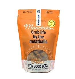 Great Pet Shop Meatball Mutt Munchers Dog Treats