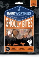 Barkworthies Ghouly Bites Pumpkin Flavored Beef Gullet 3 oz