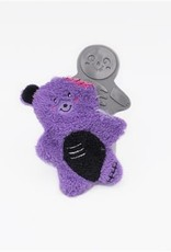 Zippy Paws Zombie Bear Halloween Bonez