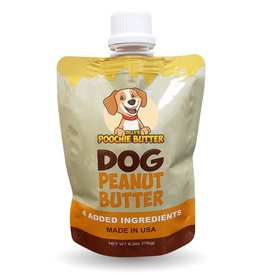 Poochie Butter Poochie Butter Pouch 8.2oz