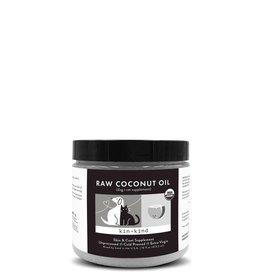 Kin + Kind Raw Coconut Oil 8oz