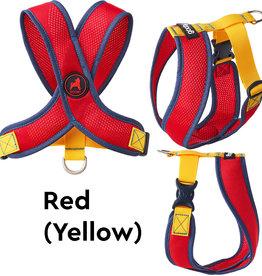 Gooby Red Comfort-X Harness