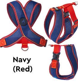 Gooby Navy Comfort-X Harness