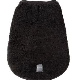 FuzzYard Black Teddy Wrap Vest