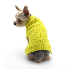 DOGO Pet Fashions Mix Knit Sweater