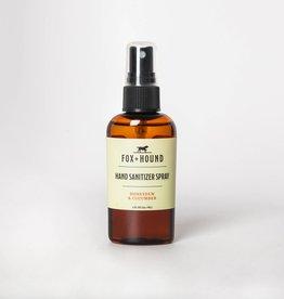 Fox & Hound Hand Sanitizer Spray  Honeydew + Cucumber  2 oz