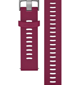 GARMIN GARMIN QUICK RELEASE BANDS (20 mm) CERISE W/ STAINLESS HARDWARE