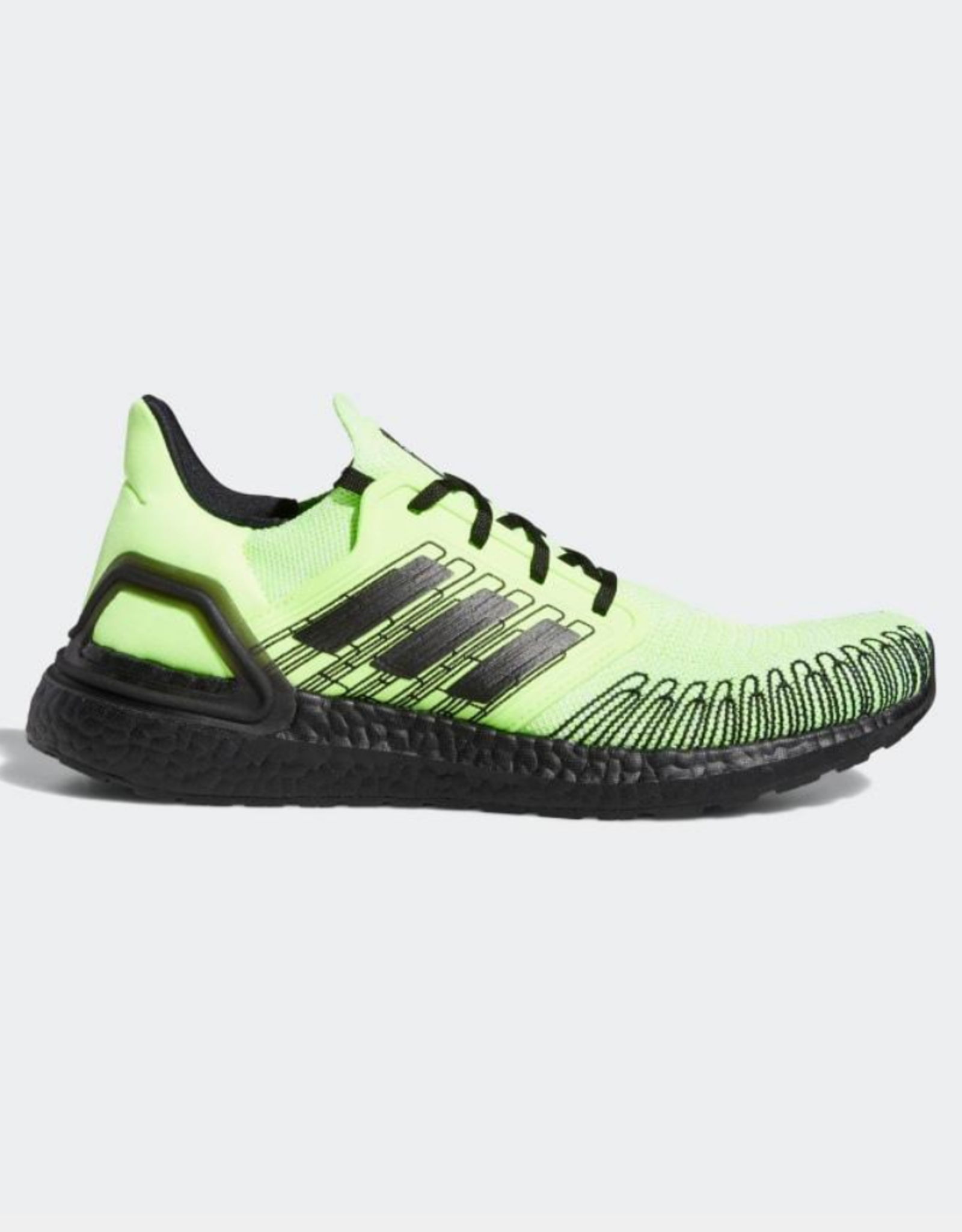 ADIDAS ULTRABOOST 20 GREEN/BLACK FY8984