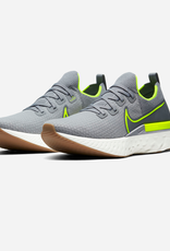 NIKE NIKE REACT INFINITY RUN FLYKNIT PARTICLE GREY/VOLT CD4371-008