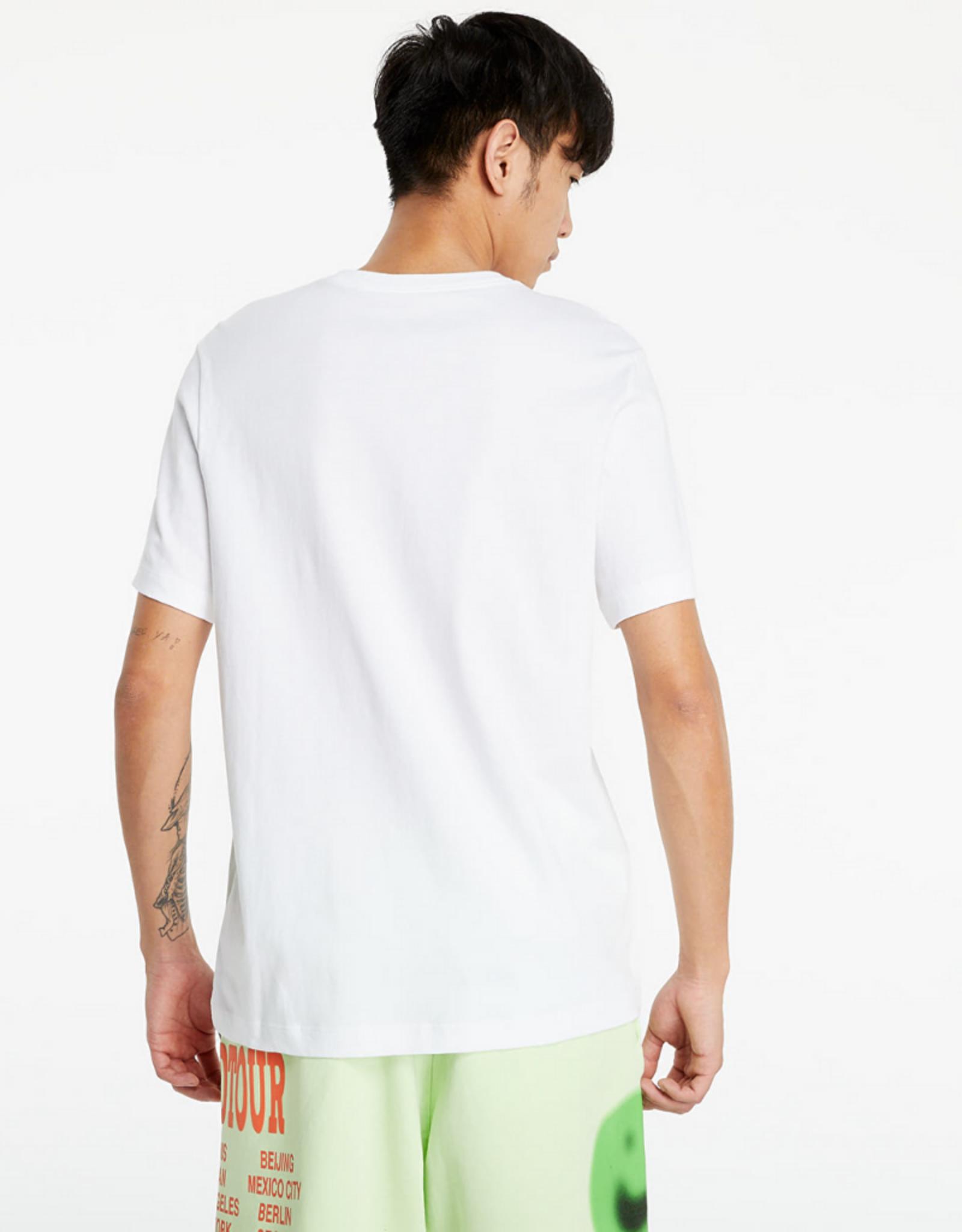 NIKE Nike Sportswear WHITE/BLUE VOID M