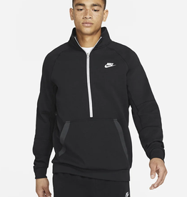 NIKE Nike Sportswear 1/2 ZIP FLEECE TOP CZ9876-010