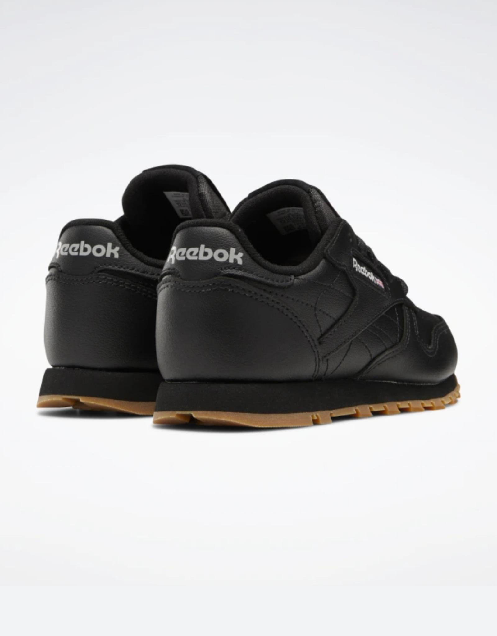 REEBOK CLASSIC LEATHER BLACK V69621