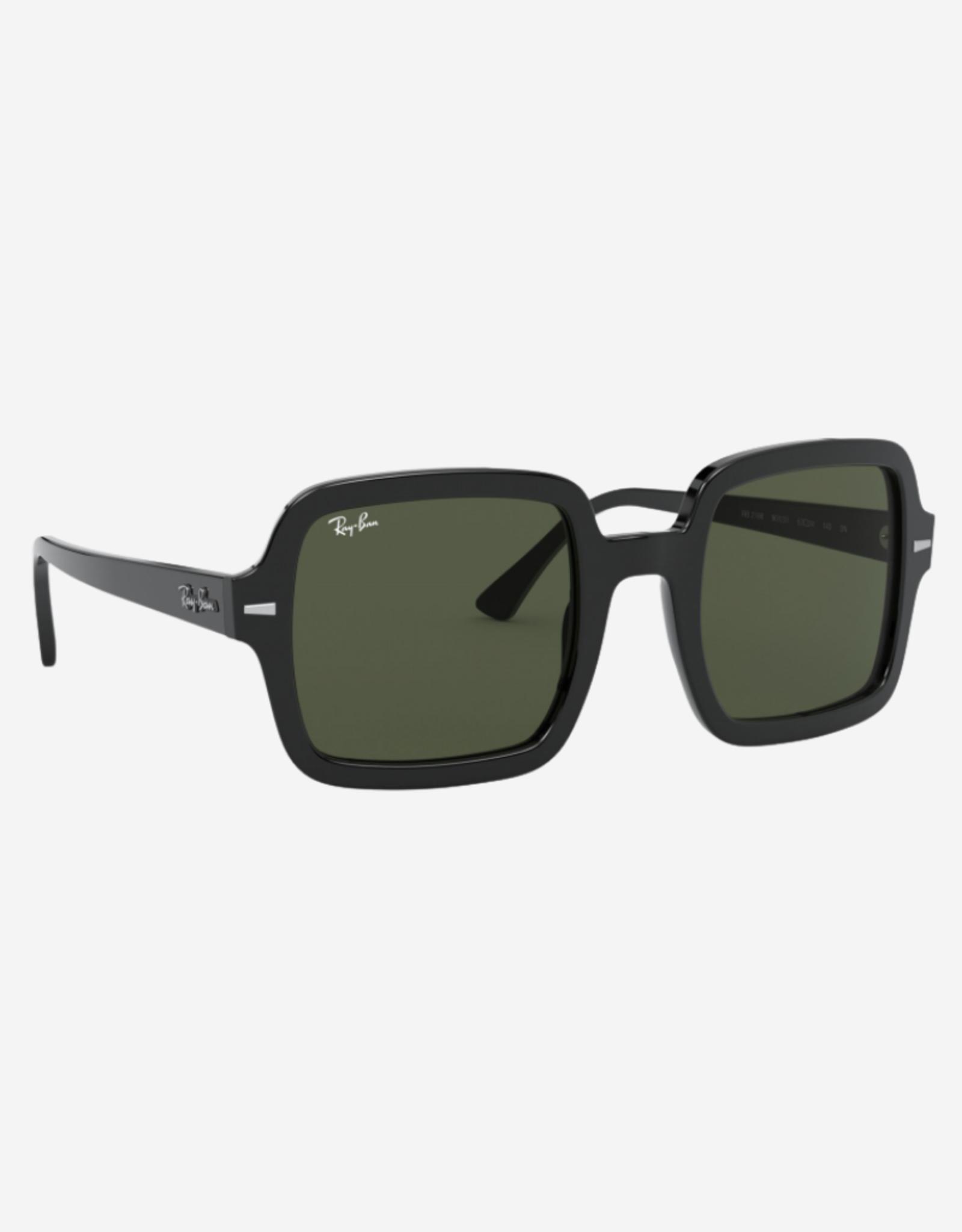 RAY BAN RAY BAN BLACK W/G-15 ORB2188-901/3153