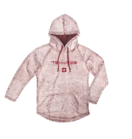 SALT CREEK #906 STREAMLINE SHERPA RAGLAN HOOD