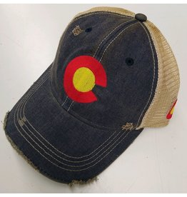 LONE ROCK COLORADO CUSTOM HATS