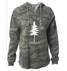 BLACK ANCHOR #910B LONE TREE HOOD