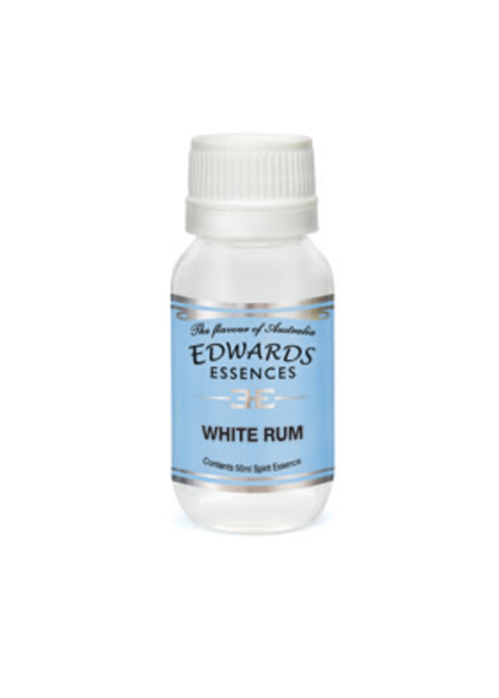 Edwards Essences Edwards Essences White Rum 50ml