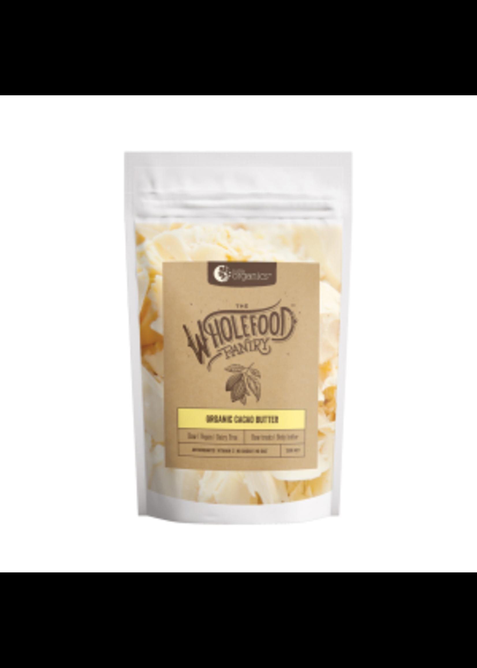 Nutra Organics Nutra Organics Organic Cacao Butter 250g