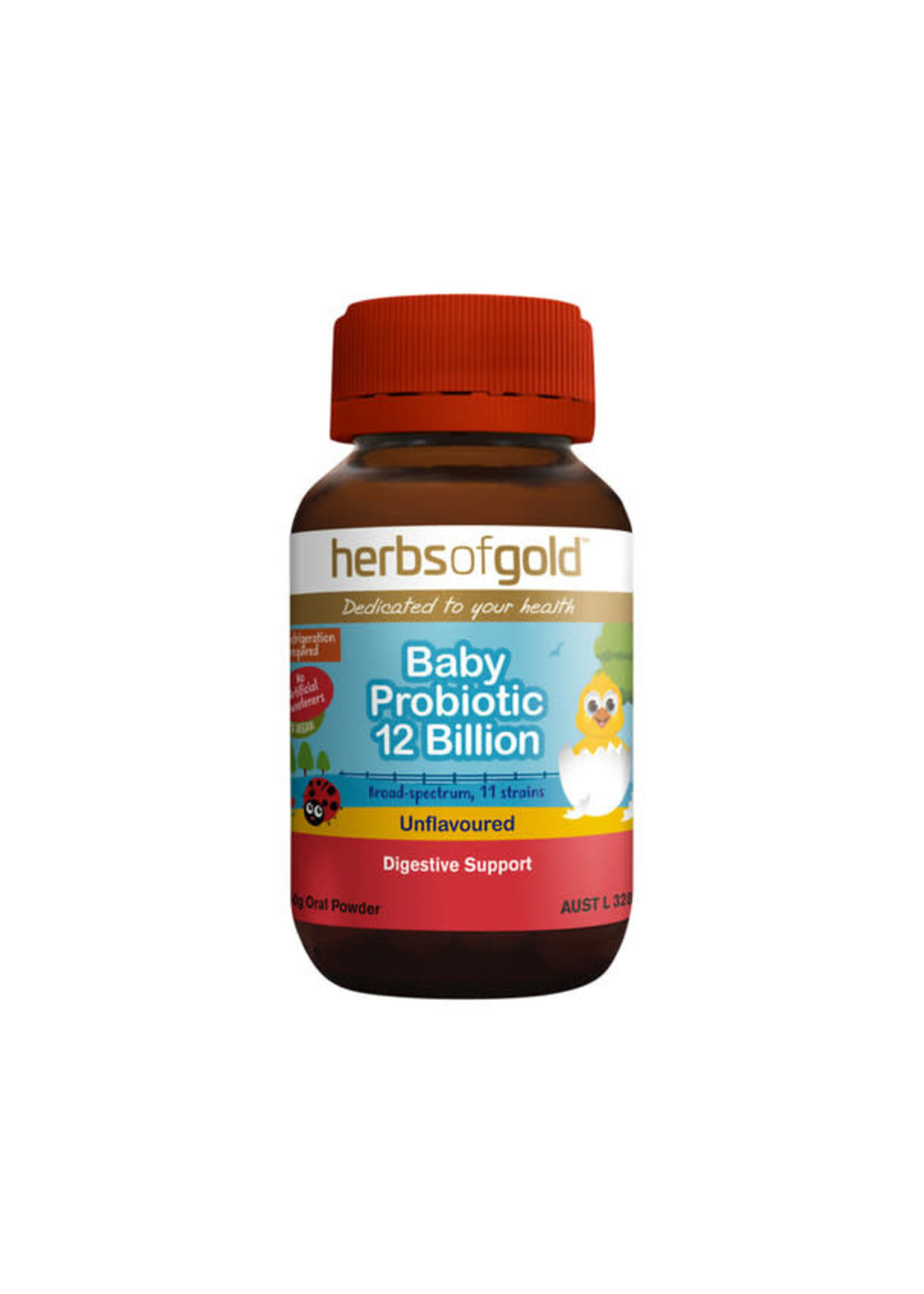 Herbs of Gold Herbs of Gold Baby Probiotic 12 Billion 50g