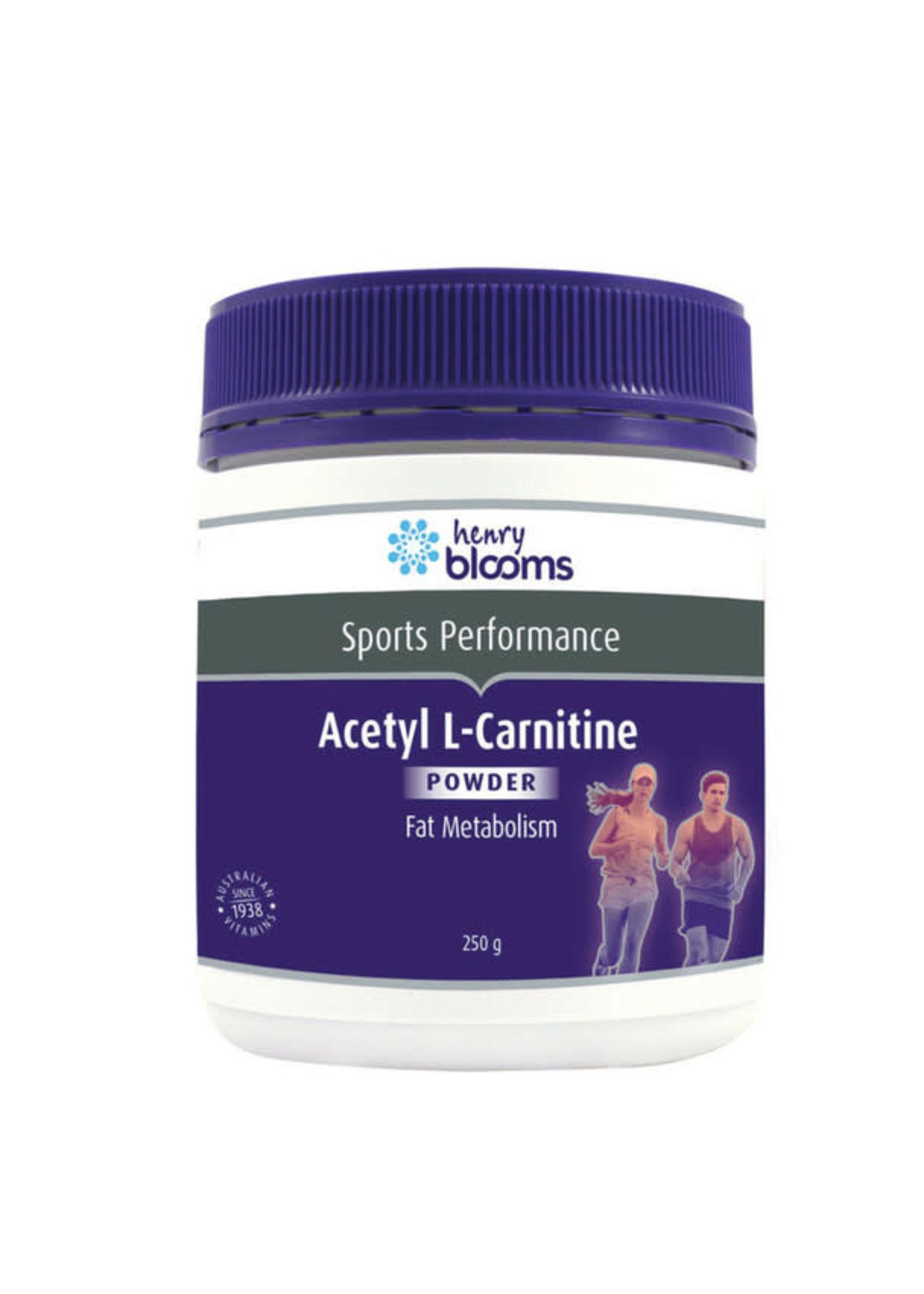 Blooms Acetyl L-Carnitine 250 g Powder