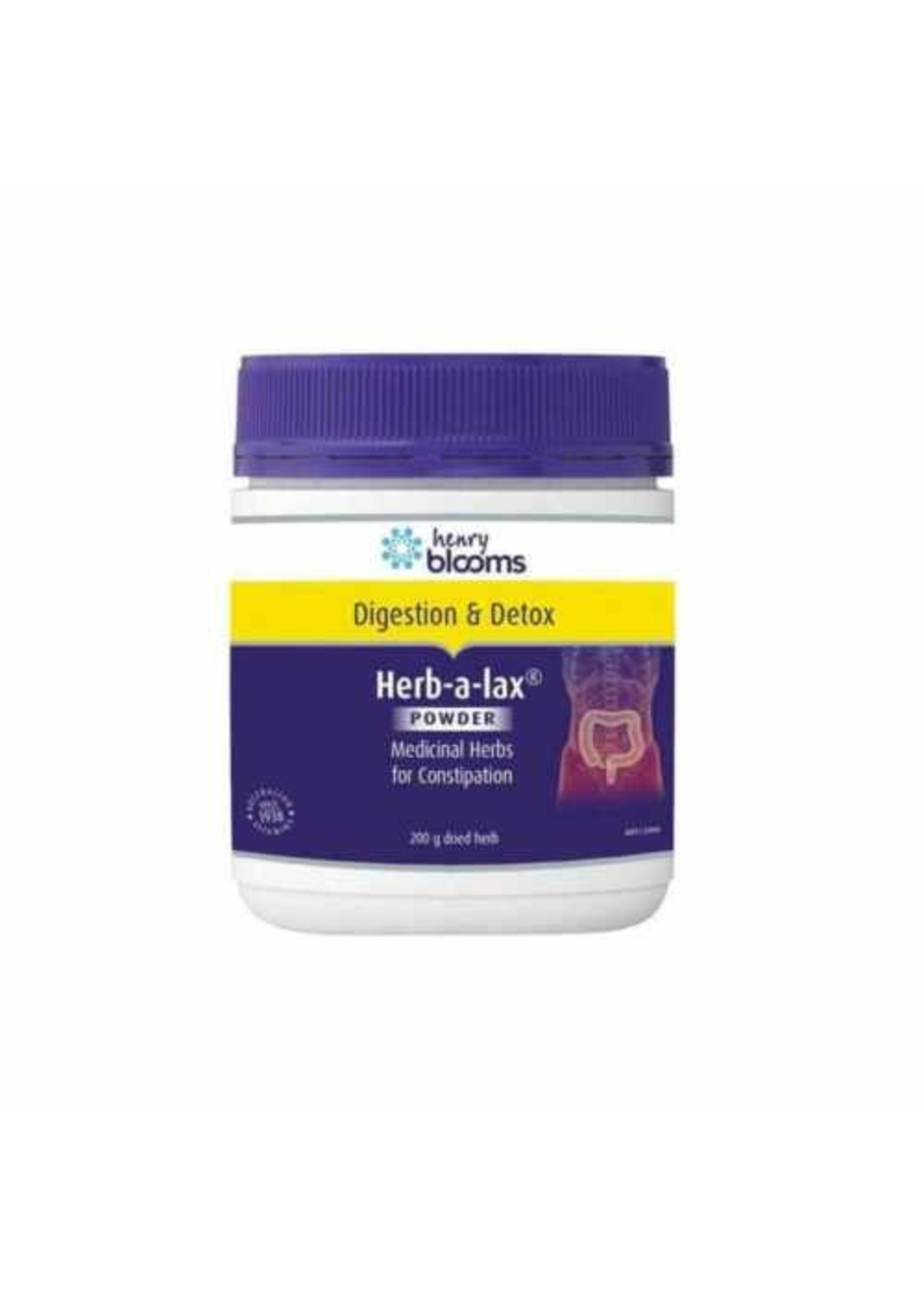 Blooms Blooms Herb-a-Lax Blended Medicinal Herbs 200 g Powder