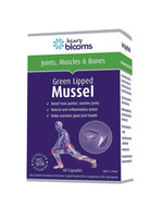 Blooms Blooms Green Lipped Mussel 500mg 60 capsules