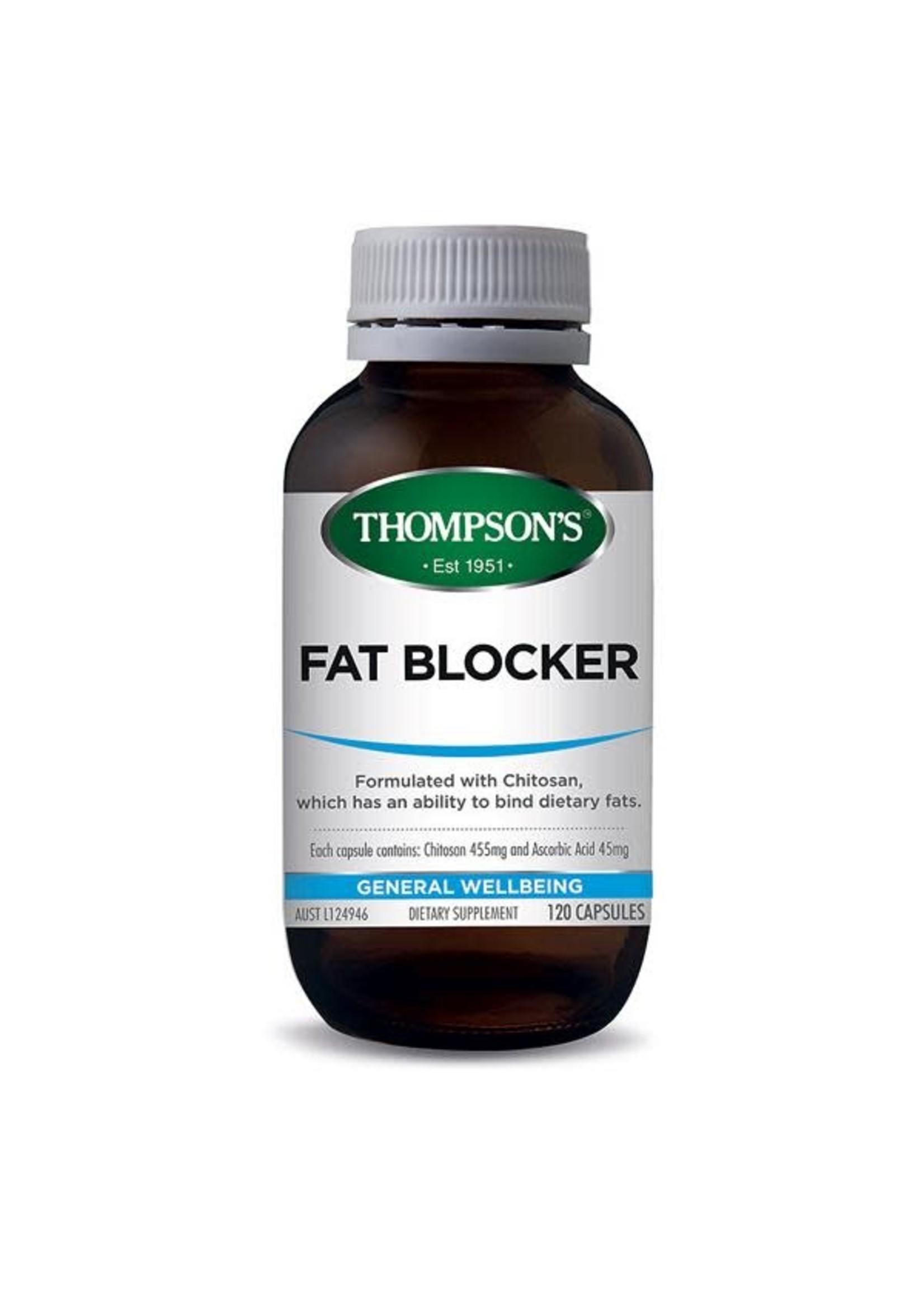integria Thompsons Fat Blocker 120 Capsules