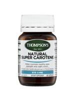 Thompson's Thompson's Natural Super Carotene 60 caps