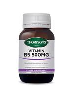 Thompsons Thompsons Vitamin B5 60 tabs