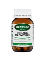 Thompsons Thompsons Organic Magnesium 50 Tabs