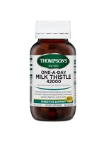 Thompsons Thompsons One-a-day Milk Thistle 42000mg  60 caps