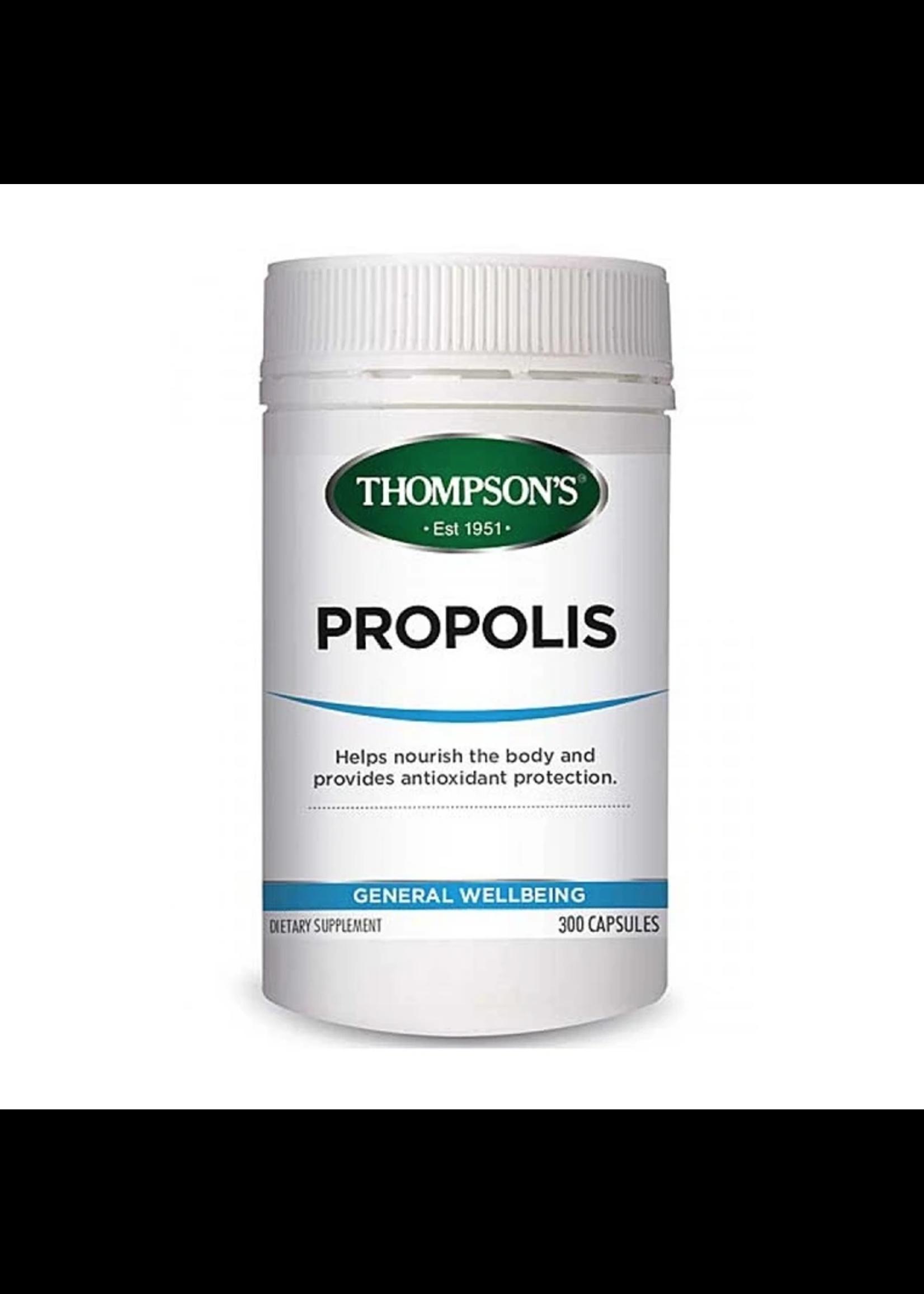 Thompson's Thompson's Propolis 300 caps