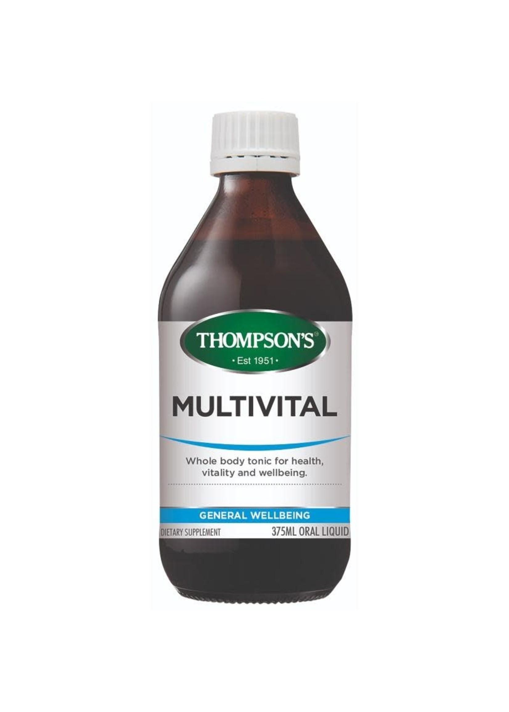 Thompsons Thompsons multivital 200ml