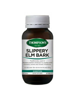Thompson's Thompsons Slippery Elm Bark 60 chewable tabs